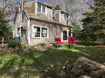 Photo for 2BR House Vacation Rental in Vineyard Haven, Massachusetts