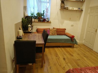 Photo for 2 bedroom flat near Hyde park zone 1
