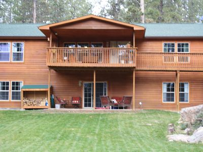 Photo for Number 1 Family Retreat, Great Location For Black Hills Vacation