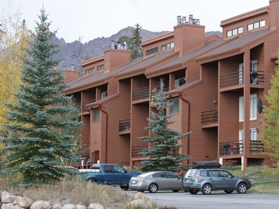 Photo for TR405A Timeshare Condo w/Wifi, Clubhouse, Mountain Views, Fireplace