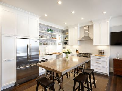 Photo for Architect's Victorian Flat - Fully Renovated in 2016