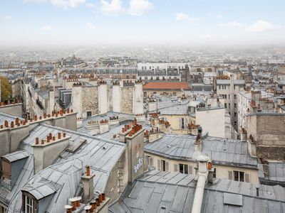 Photo for Cosy flat with amazing view on Paris