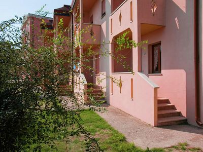 Photo for Sun drenched holiday home close to sea front, in Rosolina Mare, near Venice.