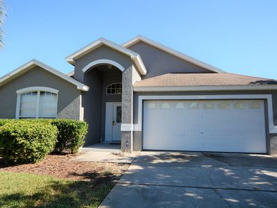 Photo for 277476 5-Bed Orlando Pool Home w/2 Master Suites!