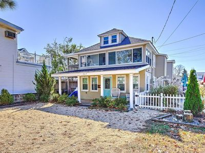 Photo for BELMAR - Relax in a House 1 Block off the Beach!!