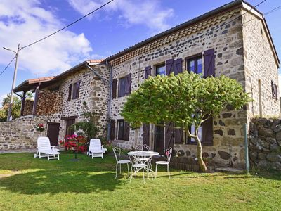 Photo for Do you dream of countryside, relaxation and discovery in a family gîte?