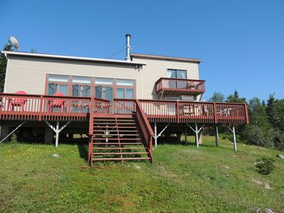 Photo for 4-Bedroom Oceanfront Cottage With Spectacular Scenic Views