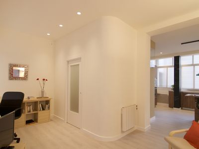 Photo for Newly renovated apartment next to the Museum of Modern Art, in the area of Soho