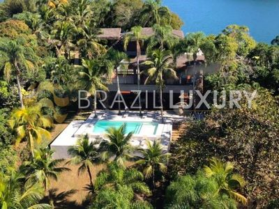 Photo for Luxurious private island in Angra dos Reis