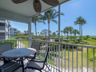 Photo for Stunning Views from this One Bedroom Gulf Front Villa at South Seas