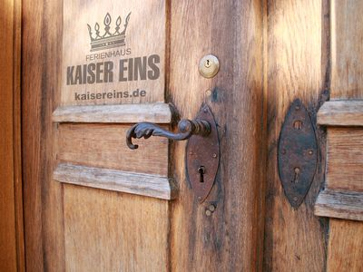 "Photo for Holiday in a memorial - your holiday home ""Kaiser Eins"""