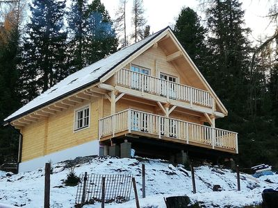"Photo for ""Schwabenhütte"" Chalet / holiday home for 8 pers. with sauna in the ski u. hiking area"
