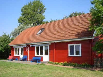 Photo for Wood-semidetached house, ideal for 2 families