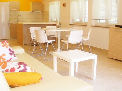Photo for Family Friendly ****appartment-Great Location, Baska