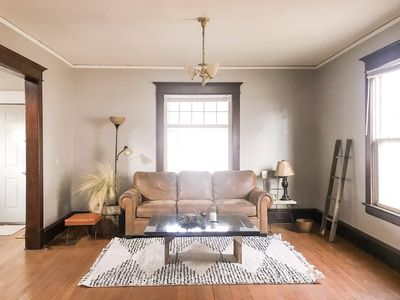 Photo for Walking Distance to Downtown, Parks & River