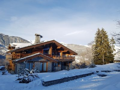 Photo for Luxurious chalet very bright and very spacious