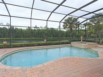 Photo for SUMMER/FALL 2019 AVAILABLE  ! Estate Pool Home ! PLAYERS CLUB in 5 Star Resort