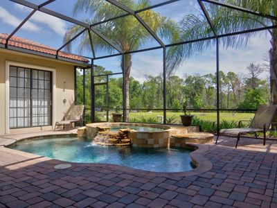 Photo for Imagine Your Family Renting This Luxury Contemporary Style Villa on Reunion Resort and Spa, Orlando Villa 1327
