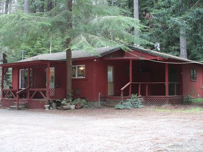 Photo for Kona Cabin in the Redwoods