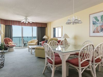 Photo for Ashworth - 1203 Oceanfront 3 Bedroom in the heart of North Myrtle Beach!