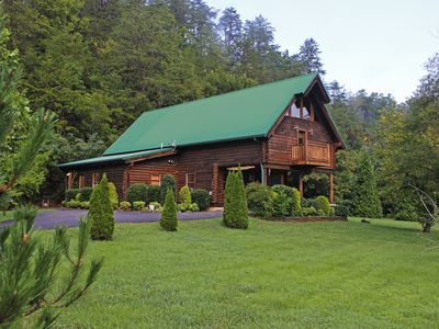 Photo for Select Summer Dates Still Available- Cedar Valley Getaway, 3 Bedroom Secluded Lo