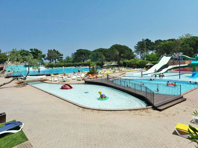 Photo for Vacation home Camping Le Soleil (AGL202) in Argelès sur Mer - 6 persons, 3 bedrooms