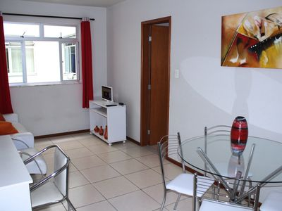 Photo for Two-Bedroom Apartment - Garage - Centro de Juiz de Fora