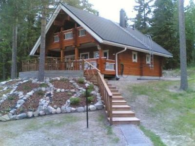 Photo for Vacation home Liisakallela in Sonkajärvi - 6 persons, 2 bedrooms