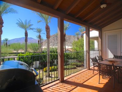 Photo for Open Mtn. Views, Palm Trees and FRONTAGE! Across from Main Pool @ Legacy Villas!