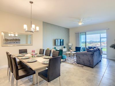 Photo for NEW SPECIAL OFFER - FANTASTIC NEW CONDO AT CHAMPIONS GATE