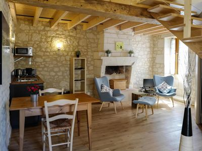 Photo for Beautiful Studio in Chinon and the Loire Valley Castles