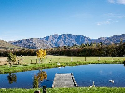 Shotover Woolshed - Queenstown Holiday Home