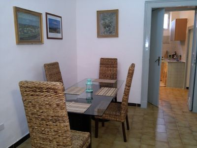 Photo for In the heart of the historic center, comfortable apartment can accommodate up to 7 people