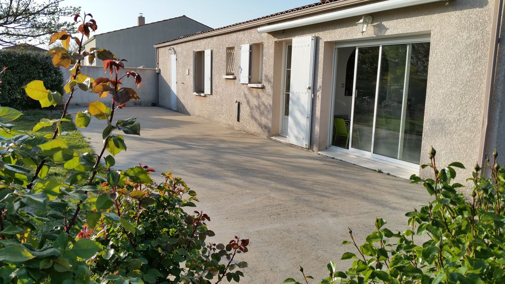 Chatelaillon House T5 With Swimming Pool Of 7x3 5 M2