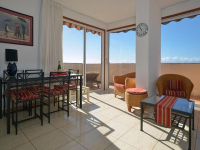 Photo for Holiday apartment Palm-Mar for 2 - 3 persons with 1 bedroom - Penthouse holiday apartment