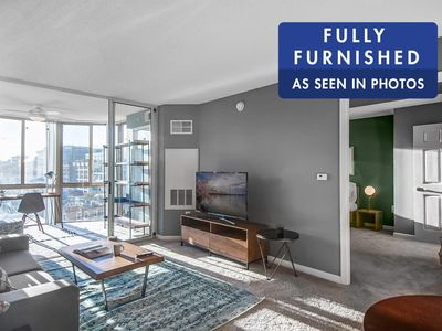 Photo for Cozy + Bright Gallery Place 1BR w/ Gym by Blueground