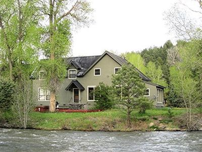 Photo for Riverfront Property w/ Hot Tub Near WOLF CREEK SKI AREA!