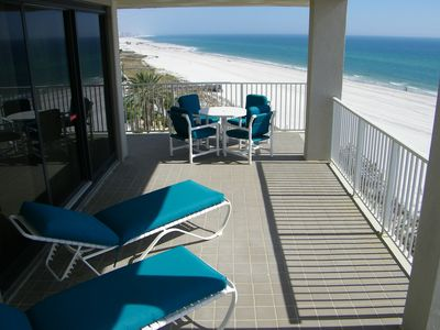 Photo for Beautiful Beach Condo Corner Unit 601, 3 BR/2 BA