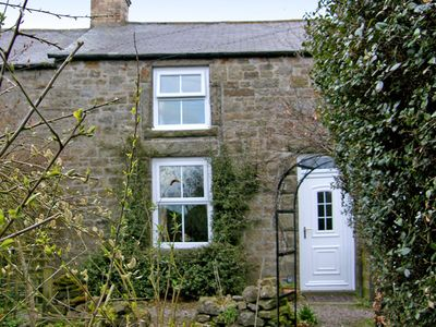 Photo for HARROGATE COTTAGE, with open fire in Longframlington, Ref 1474