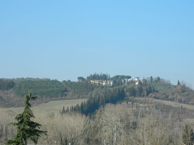 Photo for Green Cottage between Florence and Chianti