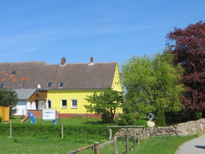 Photo for Two guest rooms in the Gästehaus am Radwanderweg