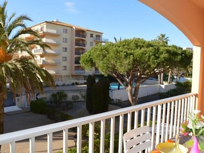 Photo for Apartment Sainte-Maxime, 1 bedroom, 5 persons
