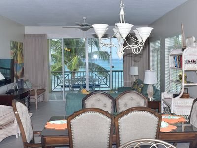 Photo for Seven Mile Beach Oceanfront 3 Bedroom Condo with Pool/Jacuzzi