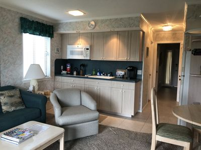Photo for FIRST FLOOR OCEANFRONT - A BUILDING — 1BATH/1BED —BOOK NOW SUMMER 2019