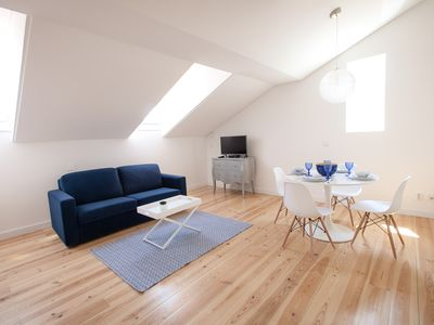 Photo for Apartment for 6 people in the heart of Chiado