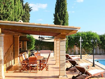 Photo for Vacation home Son Valent in Sa Pobla - 8 persons, 4 bedrooms