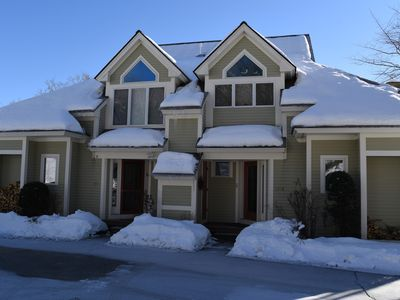 Photo for Ski in Ski out Black Mountain Luxury Townhome
