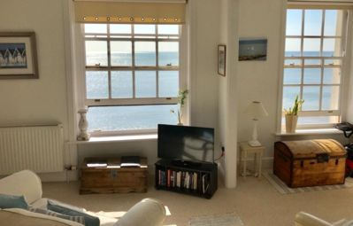 Photo for Apartment with stunning sea view.