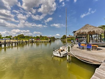 NEW! Waterfront San Leon Studio Great For Fishing!