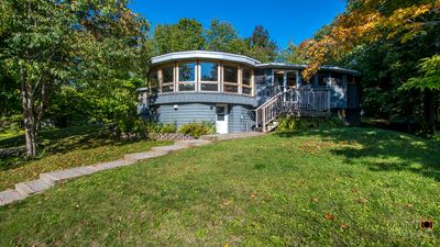 Photo for The Triple Round House In The Heart Of Hidden Valley Ski Hill And Peninsula Lake